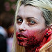 london zombie walk 2014