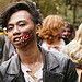 Zombie Walk in Milan, Italy - 25.10.2014