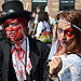 Zombie walk (5 photos)