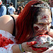 Zombie walk (7 photos)