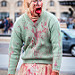 Bordeaux: Zombie walk...