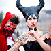Bordeaux: Zombie walk... Maleficent