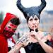 Bordeaux: Zombie walk... Maleficent