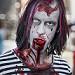 Stockholm Zombie Walk 20 Aug 2016