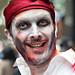 london zombie walk 2016