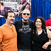 Me, Tara, &amp; Michael Rooker from the Walking Dead