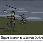 Simple solutions to undead problems