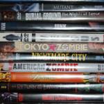 Zombie Movie Marathon Month 2009 wrap up