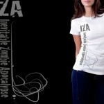 Fashion Zombie: The Unofficial IZA shirt