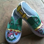 Fashion Zombie: <em>Plants vs Zombies</em> sneakers