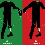 Fashion Zombie: iZombie