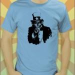 Fashion Zombie: Uncle Sam, zombie