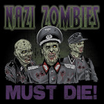 Fashion Zombie: Nazi zombies must die!