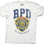 Fashion Zombie: Support the Raccoon City police department