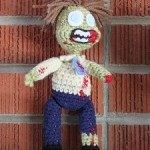 Undead Diversion: Adorable zombie stuffy dolls