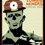 Fashion Zombie: Zombie miners union