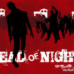 Undead Diversion: <em>Dead of Night</em>, a free zombie boardgame