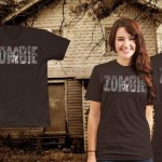 Fashion Zombie: Typography of the Dead
