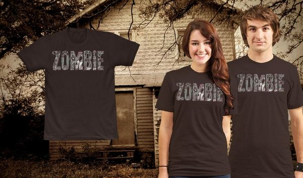 Fashion Zombie, TheYeTee, Zombies